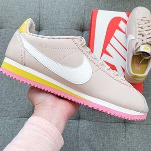🌸 Nike Cortez pastel pink shoes hypebeast